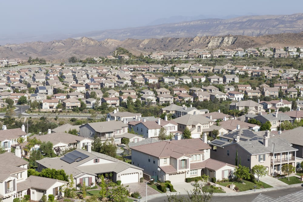 Neighborhoods in Simi Valley